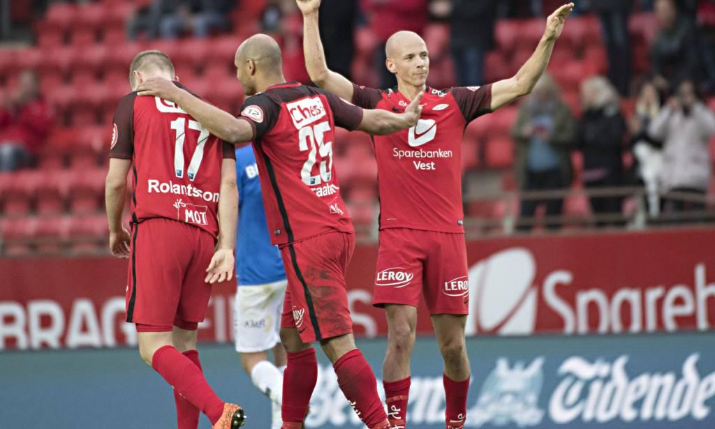Ponturi fotbal Molde – Brann – Eliteserien