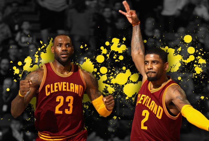 Ponturi NBA – Kyrie Irving vs LeBron James deschide balul in NBA