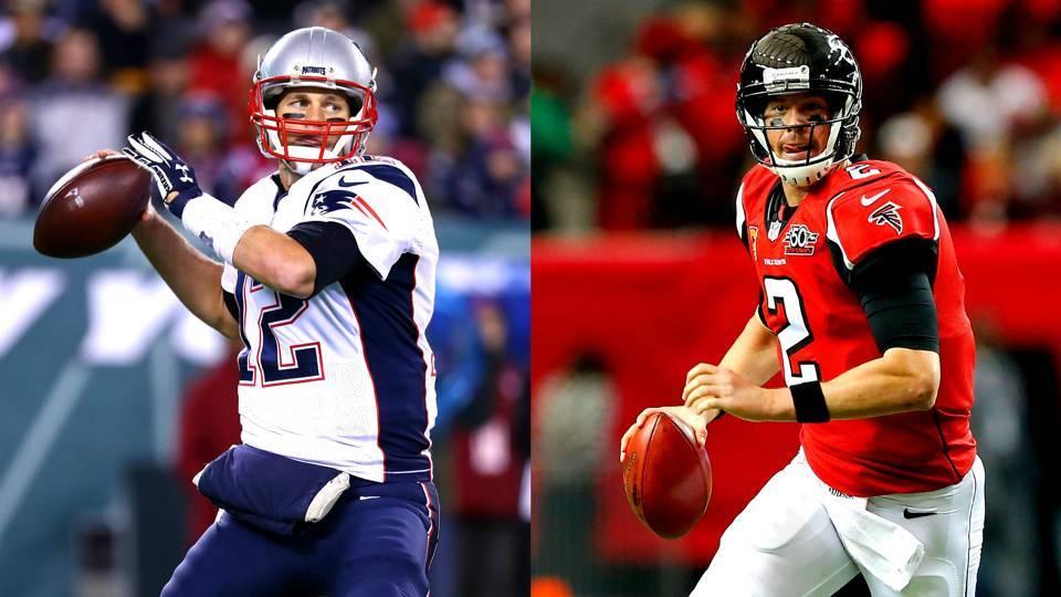 Ponturi NFL: Reeditarea Super Bowl LI in Sunday Night Football!