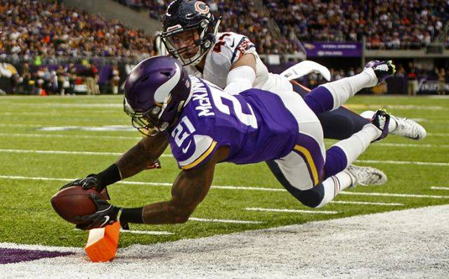 Ponturi NFL: Monday Night Football propune meciul dintre Bears si Vikings!