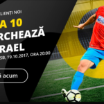 Cota 10 pentru un gol marcat de FCSB in Israel