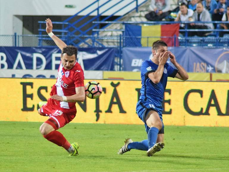 Ponturi fotbal Gaz Metan Mediaș – CSM Politehnica Iaşi – Liga 1 Betano