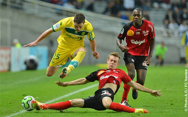 Ponturi fotbal Nantes – Guingamp – Ligue 1