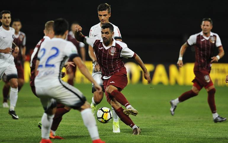 Ponturi fotbal FC Viitorul – CFR Cluj – Liga 1 Betano
