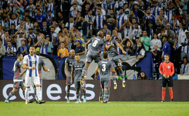 Besiktas – Porto: cotele la pariuri