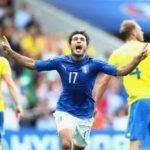 Meciul zilei Italia – Suedia – Baraj Cupa Mondiala