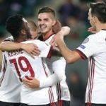 Ponturi fotbal AC Milan – Austria Viena – Europa League