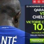Beneficiaza de cota 10.0 pentru victoria lui Chelsea