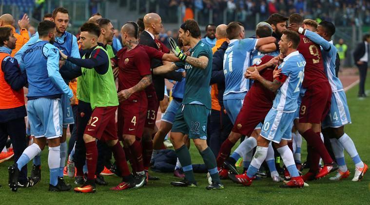 Meciul zilei AS Roma – Lazio – Serie A