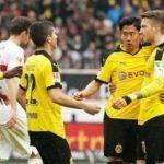 Ponturi fotbal Stuttgart – Dortmund – Bundesliga