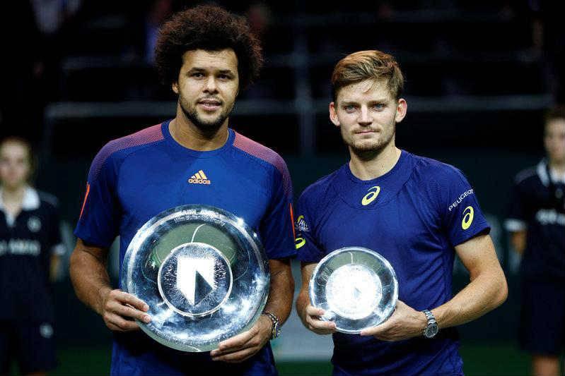 Ponturi Tenis Tsonga – Goffin – Cupa Davis