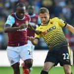 Ponturi fotbal Watford – West Ham – Premier League