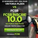 Cota 10.00 pentru un gol inscris de FCSB pe terenul lui Plzen