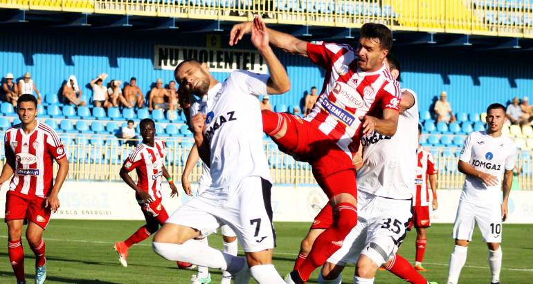 Ponturi fotbal Sepsi Sfântu Gheorghe – Gaz Metan Mediaş – Liga 1 Betano