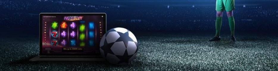 Fiecare gol inscris in Liga Campionilor iti aduce cate o rotire bonus la Starburst