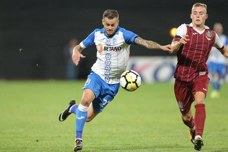 Minute cadou pentru derby-ul dintre CSU Craiova si CFR Cluj