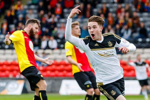 Ponturi fotbal Aberdeen – Partick – Premiership