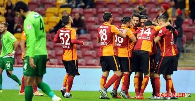 Ponturi fotbal Galatasaray – Bursaspor – Super Lig
