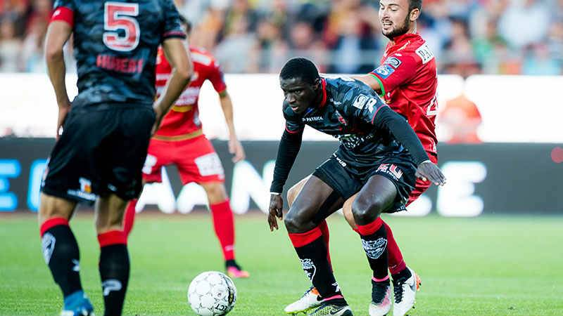 Ponturi fotbal Mouscron – Oostende – Jupiler League