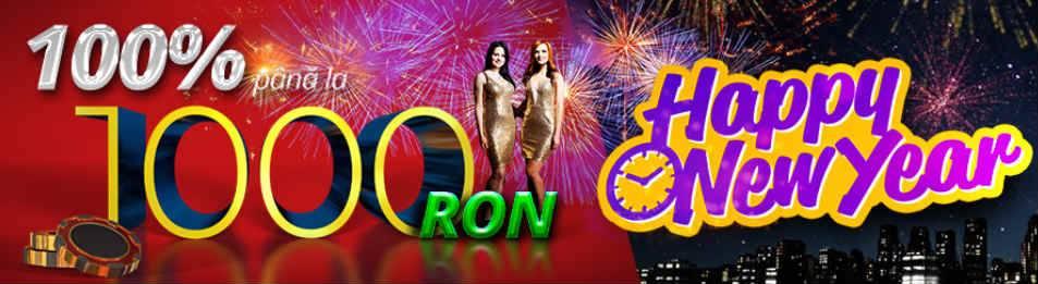 Anul Nou iti aduce 3000 RON bonus