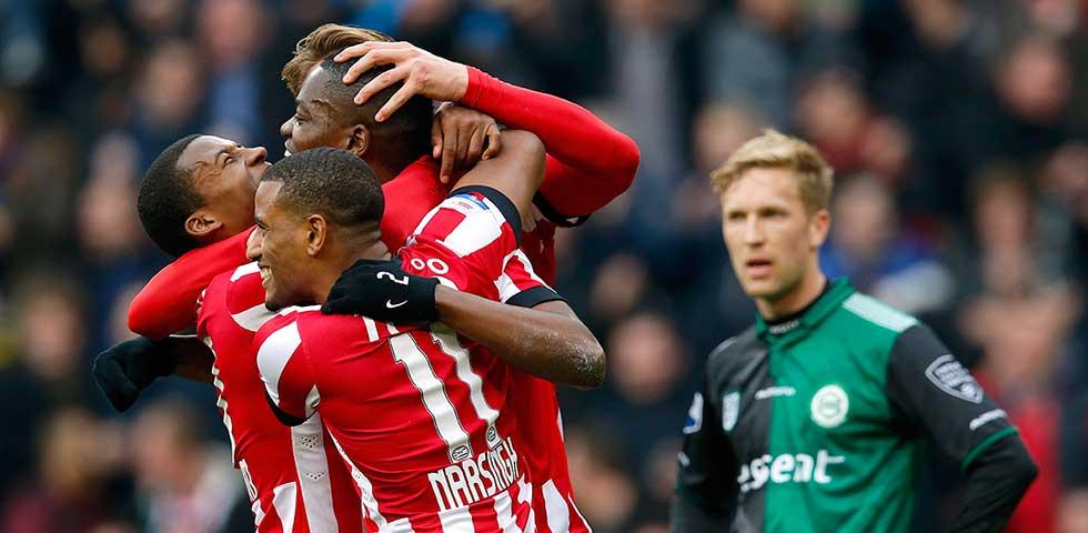 Ponturi fotbal Groningen – PSV – Eredivisie