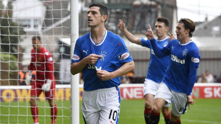 Ponturi fotbal Rangers – Motherwell – Premiership