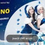 Castiga zilnic 200 RON la Live Casino