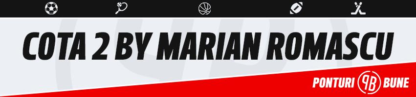 COTA 2 – 12-01-2018 – MARIAN ROMASCU