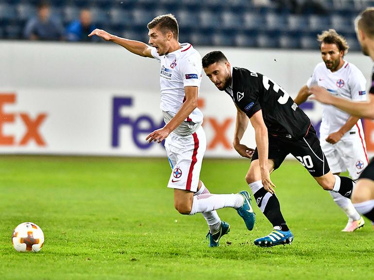 Ponturi fotbal FCSB – FC Lugano – Europa League
