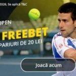 Castiga bonusuri totale de 200 RON la Australian Open