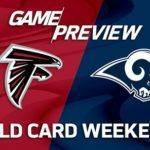 Ponturi NFL – Los Angeles Rams vs Atlanta Falcons – NFL Wildcard Round