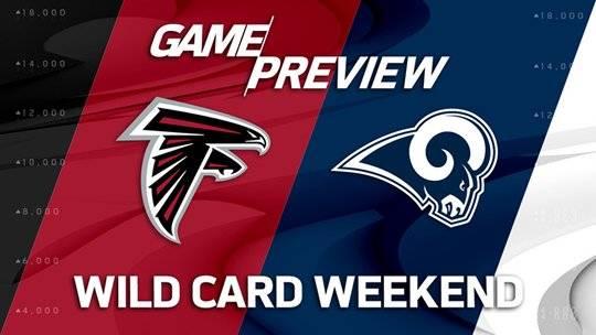 Ponturi NFL – Los Angeles Rams vs Atlanta Falcons – NFL Wildcard Round