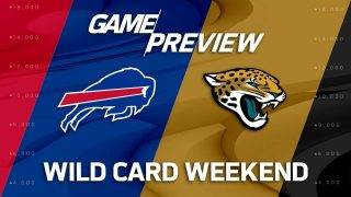Jacksonville Jaguars vs Buffalo Bills