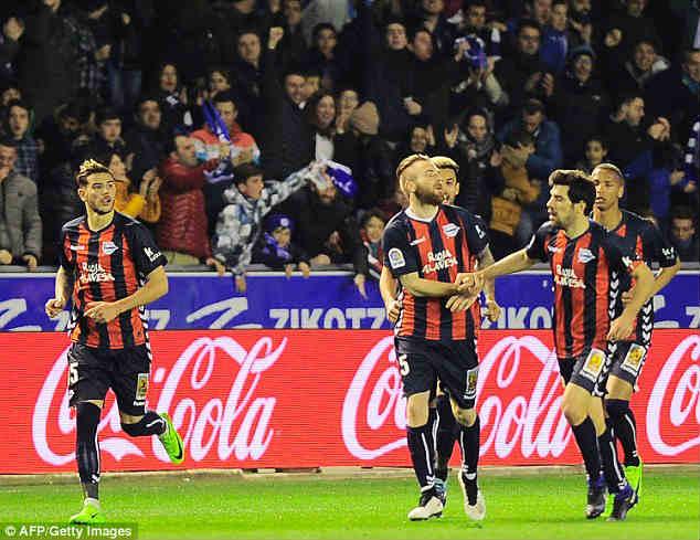 Ponturi fotbal Alaves – Sevilla – La Liga