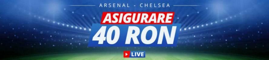 Pariaza fara risc la Arsenal – Chelsea