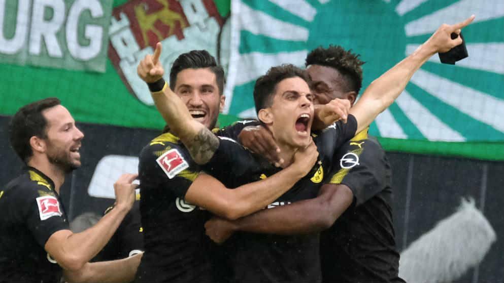 Ponturi fotbal Dortmund – Wolfsburg – Bundesliga