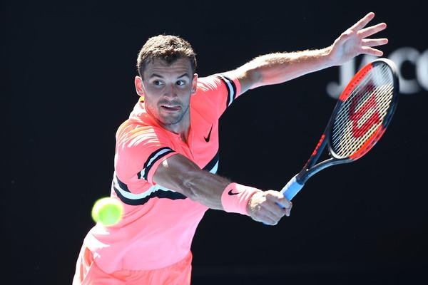 Ponturi Tenis Dimitrov – McDonald – Australian Open