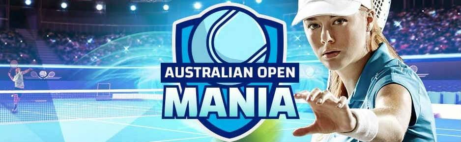 Castiga zilnic 80 RON bonus la Australian Open