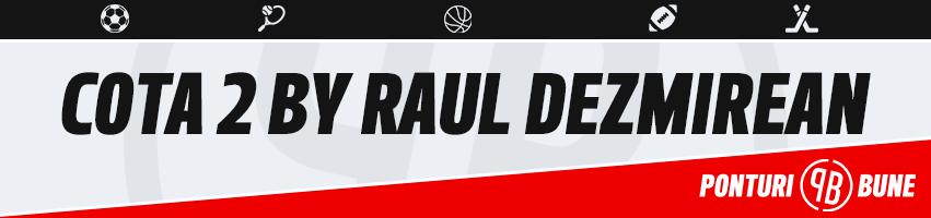 Cota 2 – 11-04-2018 – Raul Dezmirean