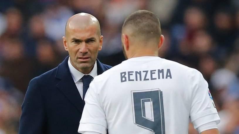 Zidane coplesit de problemele Realului