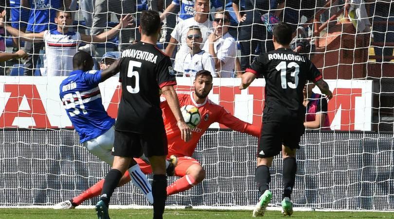 Ponturi fotbal AC Milan – Sampdoria – Serie A
