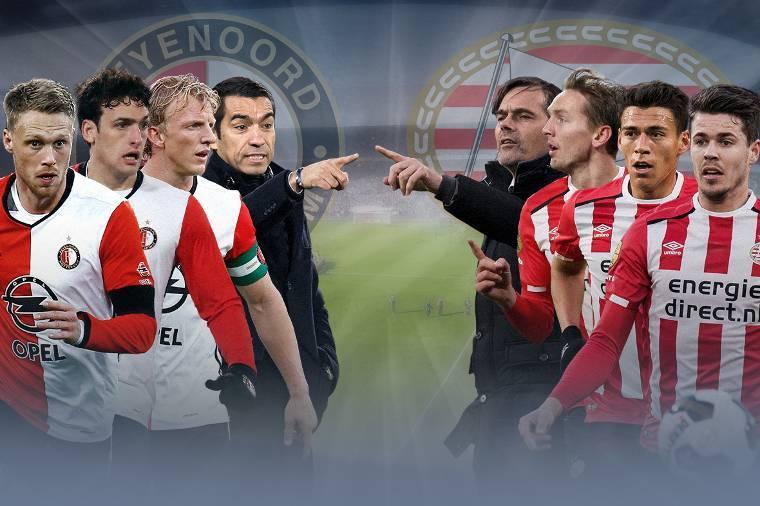 Ponturi fotbal Feyenoord – PSV – Eredivisie