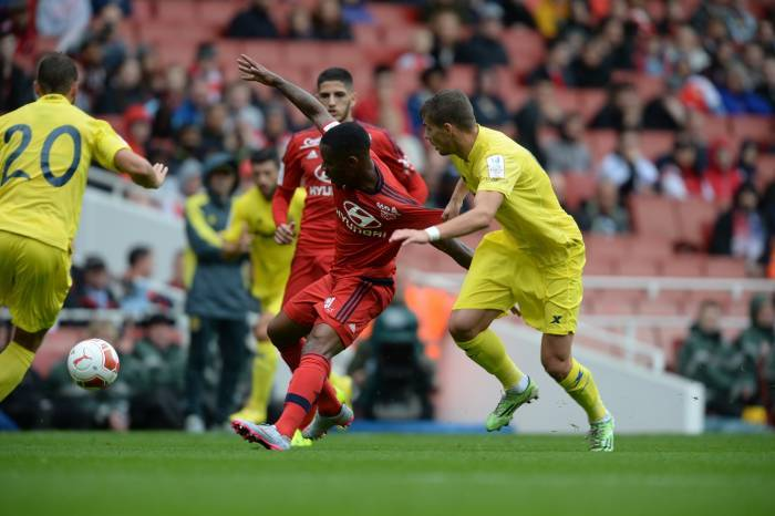 Ponturi fotbal Lyon – Villarreal – Europa League