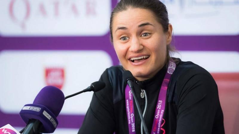 Ponturi Tenis Niculescu – Rybarikova – Doha (QAT)