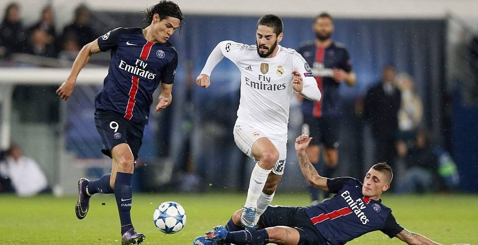 Ponturi fotbal Real Madrid – PSG – Champions League