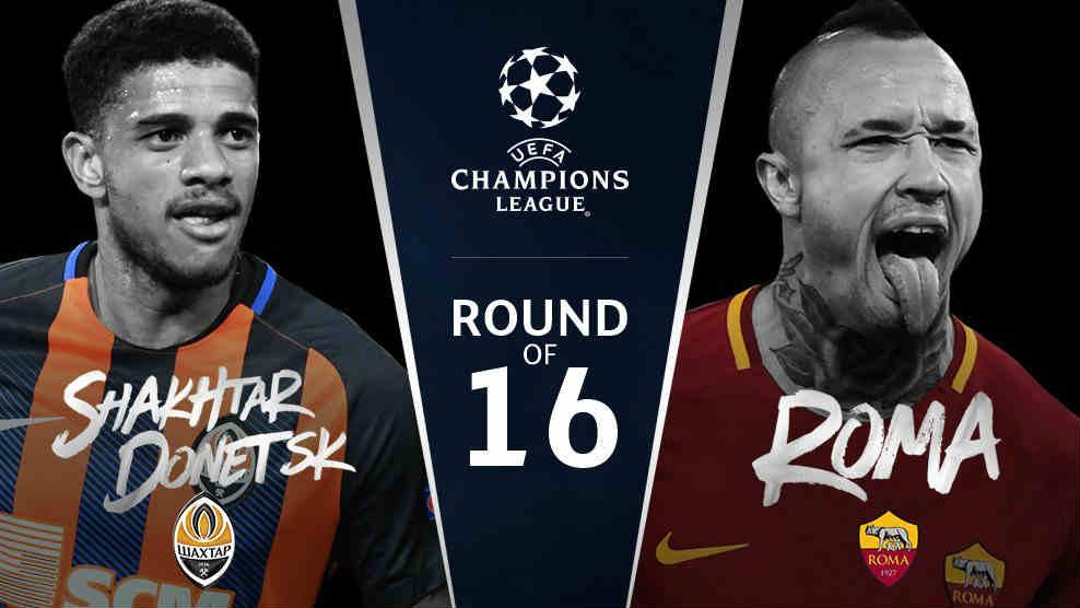 Sahtior – AS Roma: cotele la pariuri