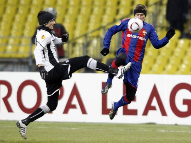 Ponturi fotbal TSKA Moscova – Steaua Rosie Belgrad – Europa League