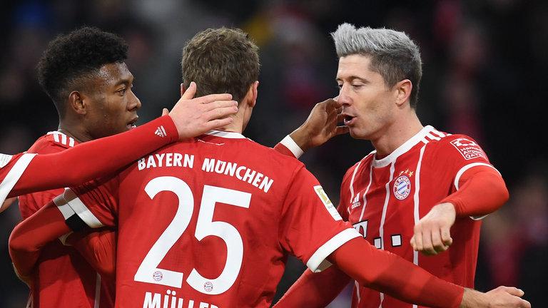Ponturi fotbal – Bayern Munchen – Besiktas – Champions League