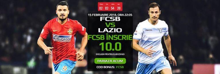 Cota 10.00 pentru minim un gol in poarta lui Lazio