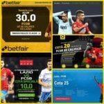 Cele mai tari 5 promotii online pentru meciul Lazio vs FCSB
